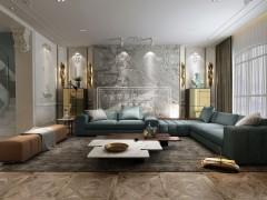 如何装修出完美的中式客厅吊顶?
