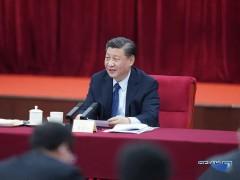 习近平:中国已经可以平视这个世界了