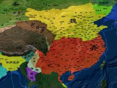 南北朝时期,北齐和南齐的国号一样,那么他们有关系吗?