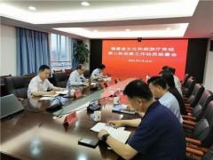 省文化和旅游厅党组巡察工作领导小组召开第二轮巡察工作动员部署会