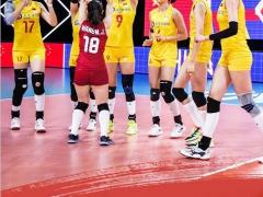 世联赛与世界排名均出炉,中国女排第5出局,送双料第一美国首败