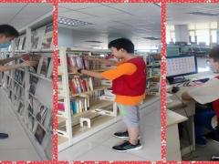 青年梦想家走进天津红桥图书馆开展志愿服务活动